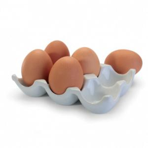 BIA Cordon Bleu Egg Crate for 6 Eggs